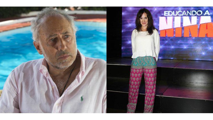 Educando a Nina: Gustavo Yankelevich defendió a Jorgelina Aruzzi.