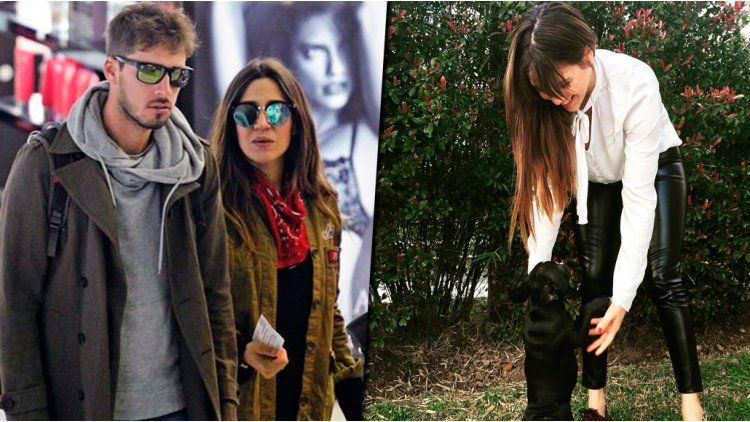 El novio de Jimena Barón le había regalado un perro de 20 mil pesos a Barbie Vélez.