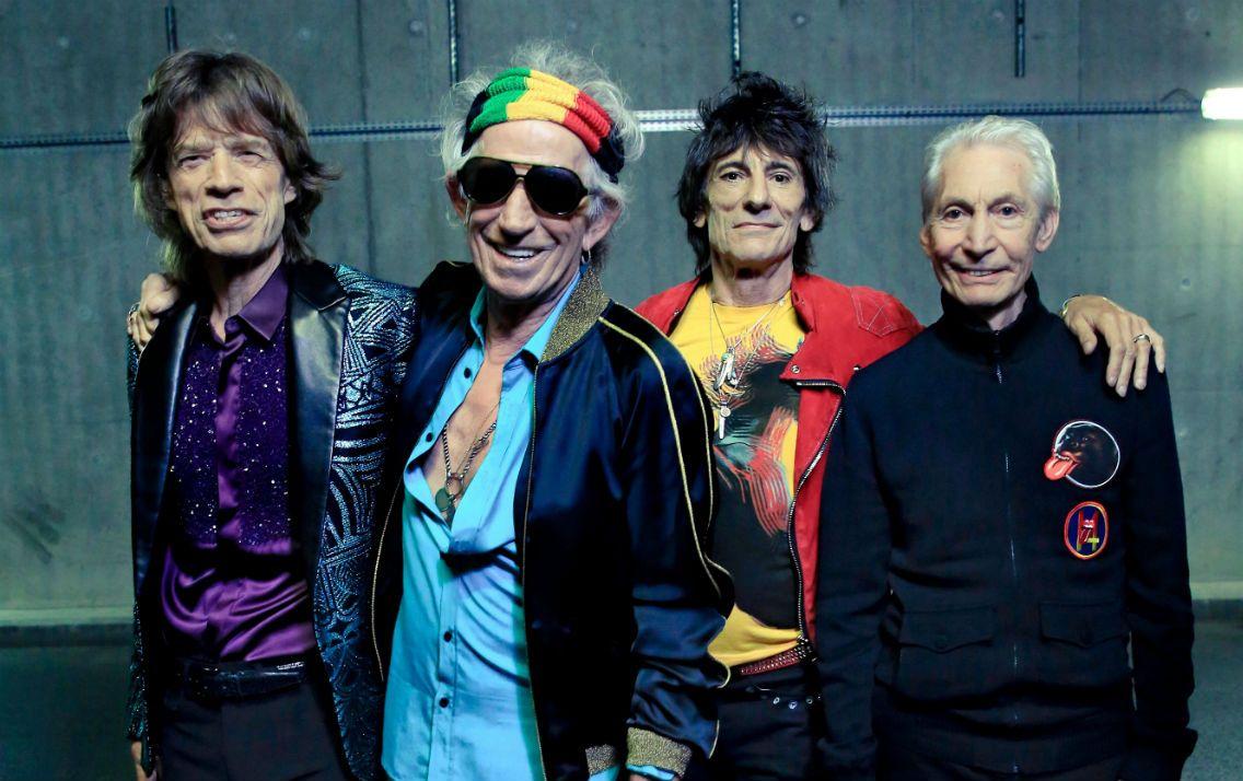 Los Rolling Stones anunciaron nuevo disco.
