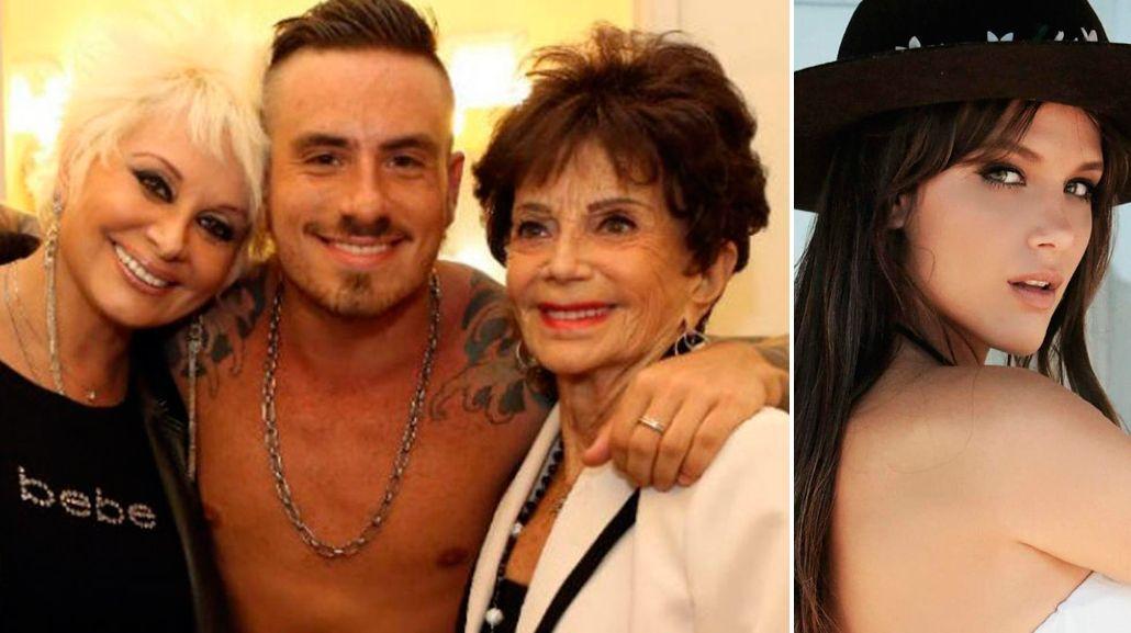 La actriz se refirió a los dichos pronunciados por la abuela de su ex