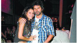 Julieta Ortega e Iván Noble.