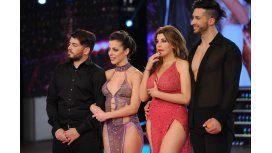 Diego Junior quedó afuera del Bailando tras competir contra Charlotte: su emotiva despedida