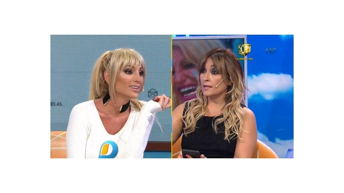 El fuerte cruce de Vicky Xipolitakis y Marcela Tauro ¡en vivo!: Me estás tomando de tonta hace una hora