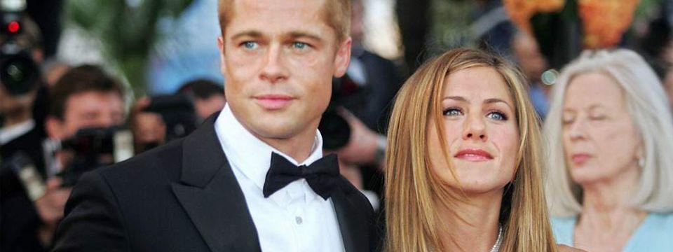 El encuentro secreto de Brad Pitt y Jennifer Aniston en un hotel de Nueva York
