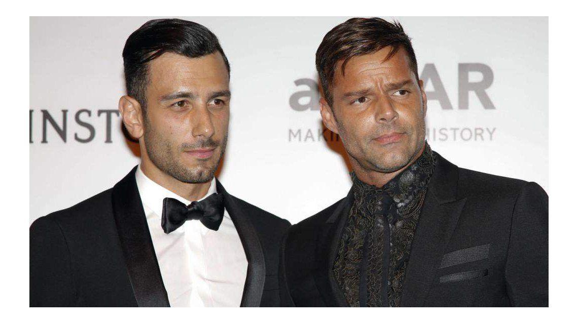 El novio de Ricky Martin, ¿celoso de Maluma tras un provocador video?