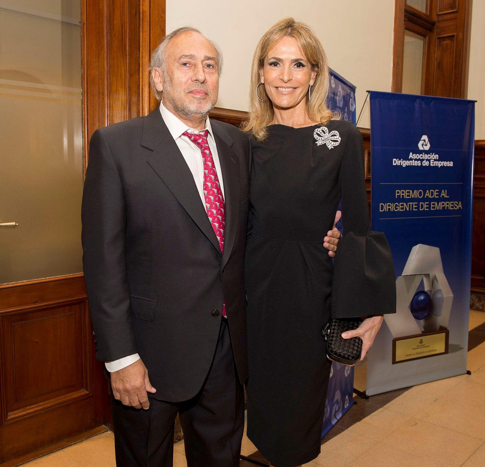 Mirtha Legrand y Gustavo Yankelevich, distinguidos por la Asociación Dirigentes de Empresas