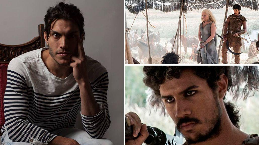 Fausto Labraña revela cómo llegó a Game of Thrones