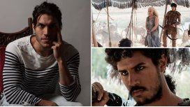 El argentino que actuó en Game of Thrones revela cómo llegó a la exitosa serie