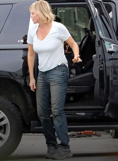 Mirá cómo está Charlize Theron después de engordar 15 kilos