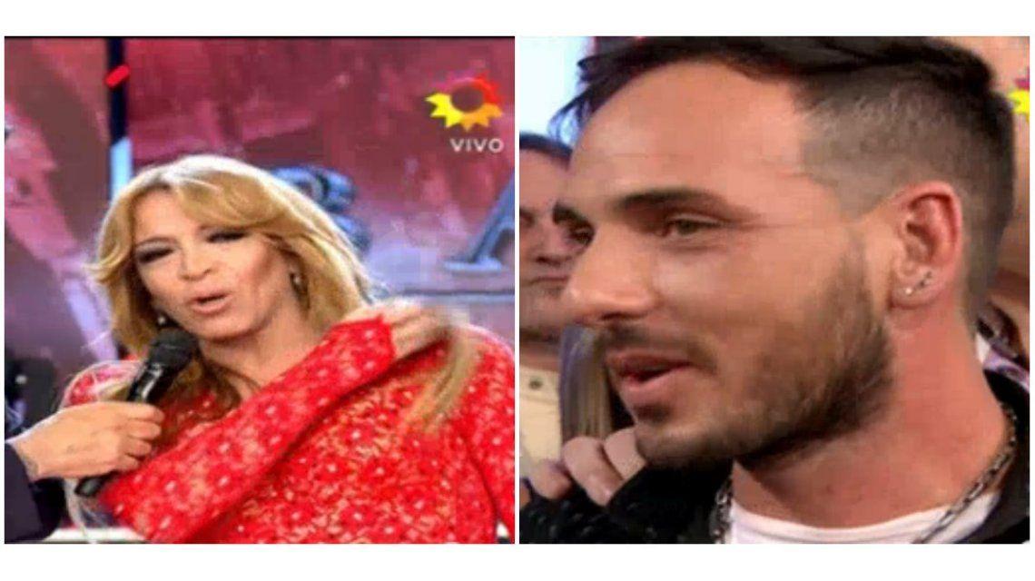 Lizy Tagliani volvió al Bailando y presentó a su nuevo novio: Era mi peluquero en Carlos Paz