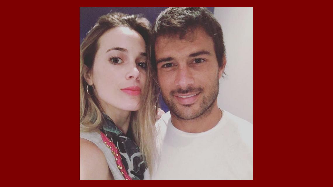 Chechu Bonelli celebró los cinco años de amor con una romántica dedicación a Darío Cvitanich