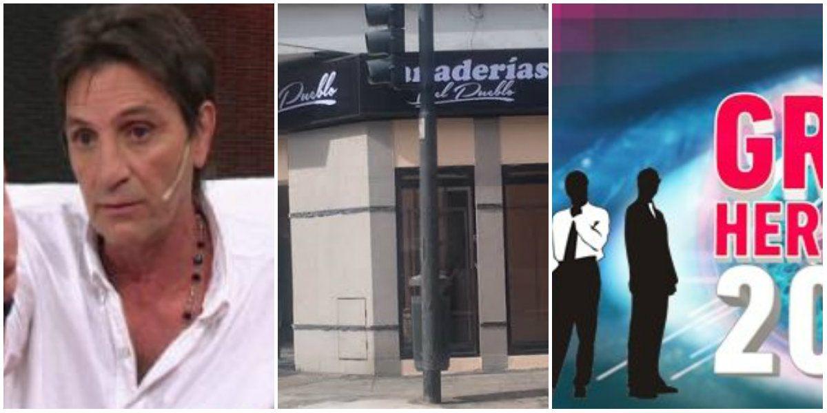 Nuevas vidas: Luis Vadalá abrió una panadería en Flores y una ex GH estudia religión