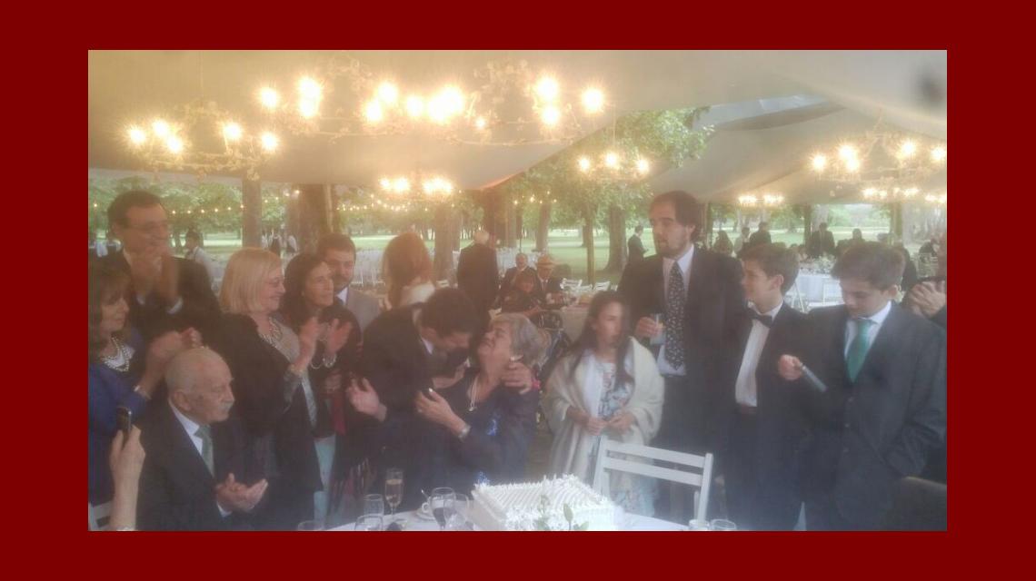 Toda la intimidad de la fiesta, por dentro: Mariano Martínez, el Pocho Lavezzi y Franco Massini, muy divertidos