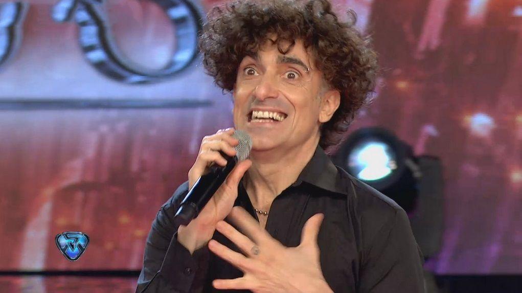Tengo vértigo en la cola: volvió el show de Favio Posca y le declaró su amor a Adrián Suar
