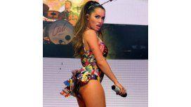 Lali Espósito sobre el escenario.