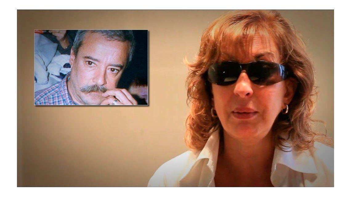 Liberaron al asesino del marido de Georgina Barbarossa: la indignación y tristeza de la actriz