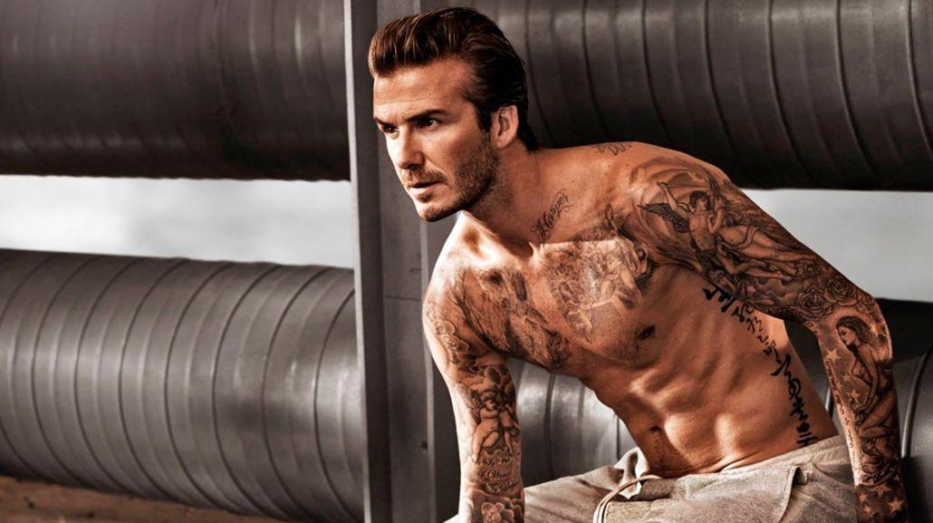 Mirá cómo era David Beckham hace 24 años: el video de su debut
