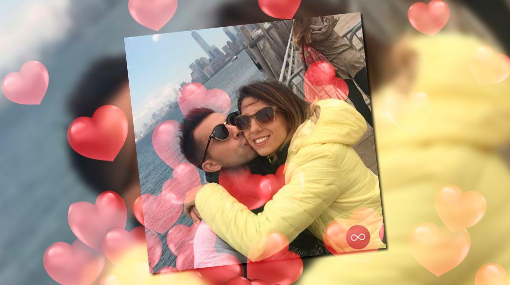 Con una romántica foto y un mensaje, Cinthia Fernández pone fin a los rumores de infidelidad: shhhh