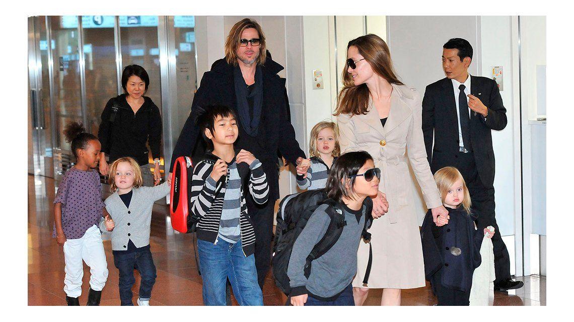 Escándalo internacional: Brad Pitt es investigado por golpear y abusar verbalmente de sus hijos