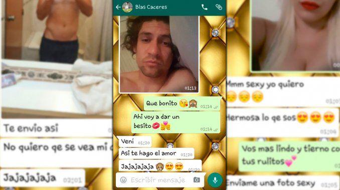 Tremendo escrache a un jugador de Vélez: Quiero sexo oral, pidió por Whatsapp