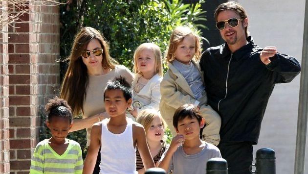 Brad Pitt peleará por la custodia de sus hijos: Angelina está soñando si cree que puede llevarlos lejos de él