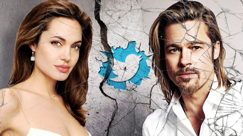 Angelina Jolie vs. Brad Pitt: ¿quién ganó la batalla en Twitter?