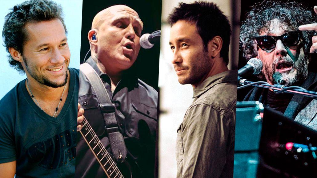 Los argentinos nominados a los Grammys Latinos.