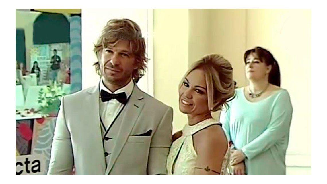 Se casó Lorena Paola, la niña prodigio
