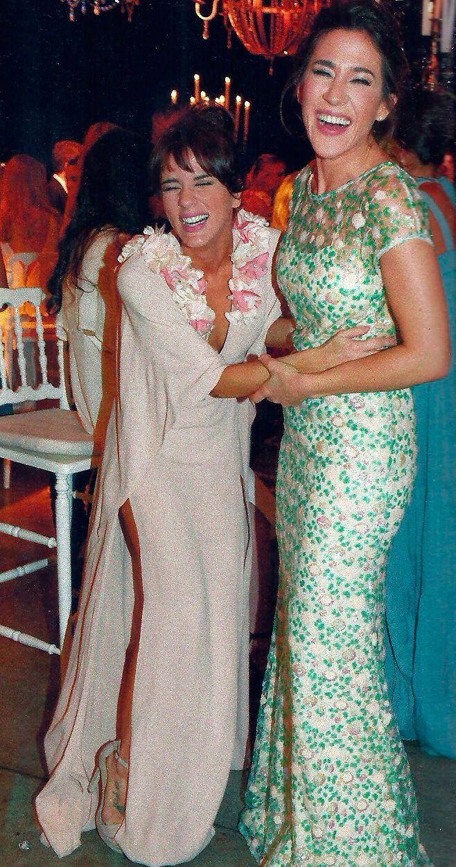 Los entretelones de la fiesta aniversario de Gente: Griselda Siciliani y Julieta Zylberberg, juntas y Flor de la Ve y Barbie Vélez, eufóricas