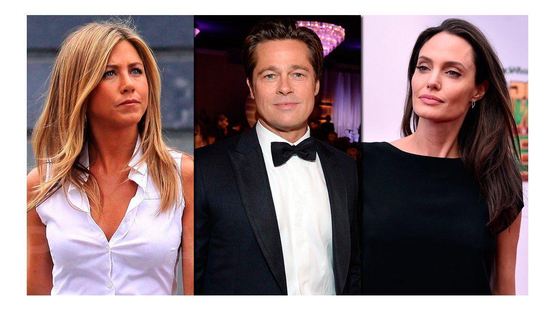 El descargo de Jennifer Aniston tras la separación de Brad Pitt y Angelina Jolie