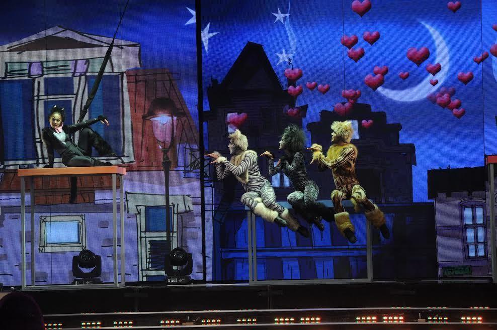 ¡A lo Broadway! Ángela Torres deslumbró con un gran show en el ritmo libre