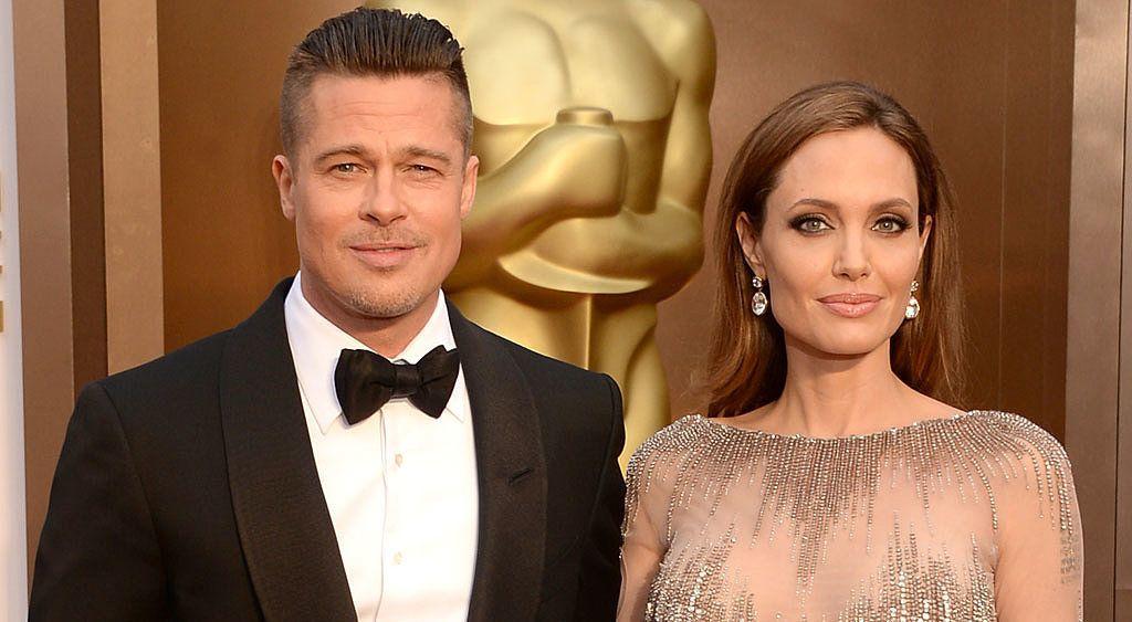 La separación del año de Brad Pitt y Angelina Jolie.