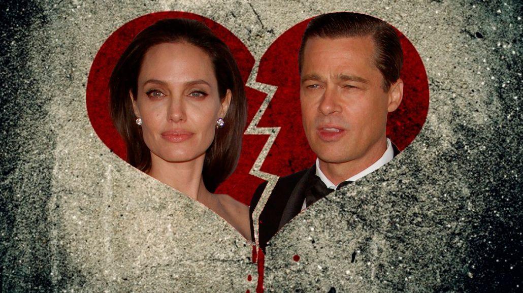 Angelina le pidió el divorcio en septiembre