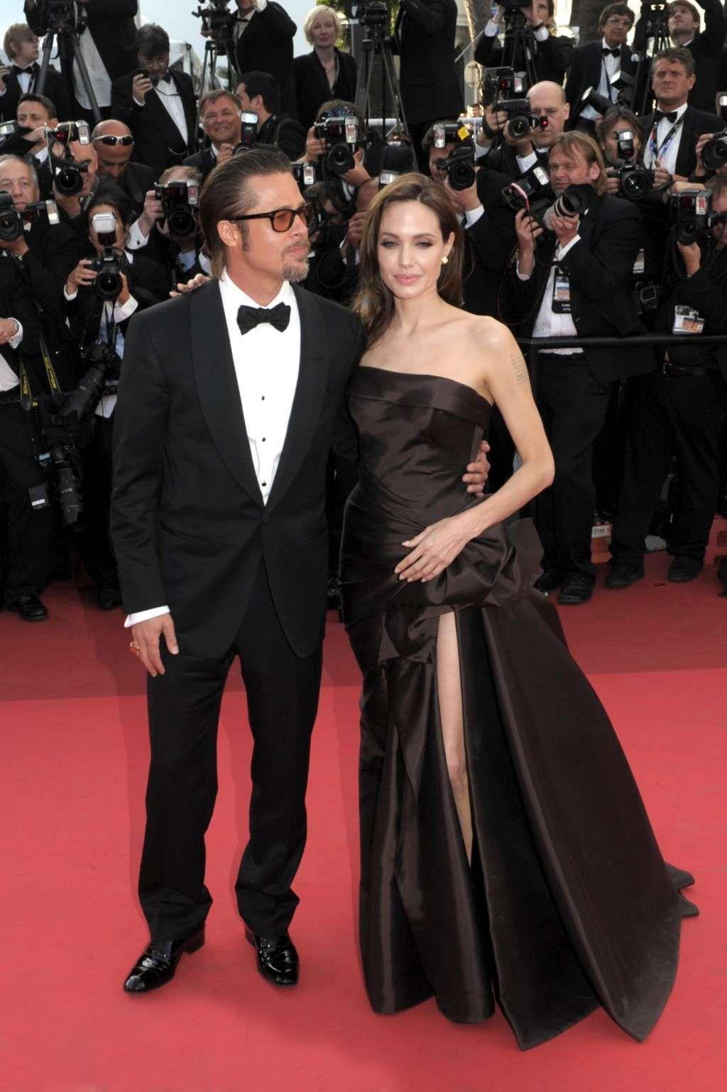 ¡El divorcio del año! Brad Pitt y Angelina Jolie se separan