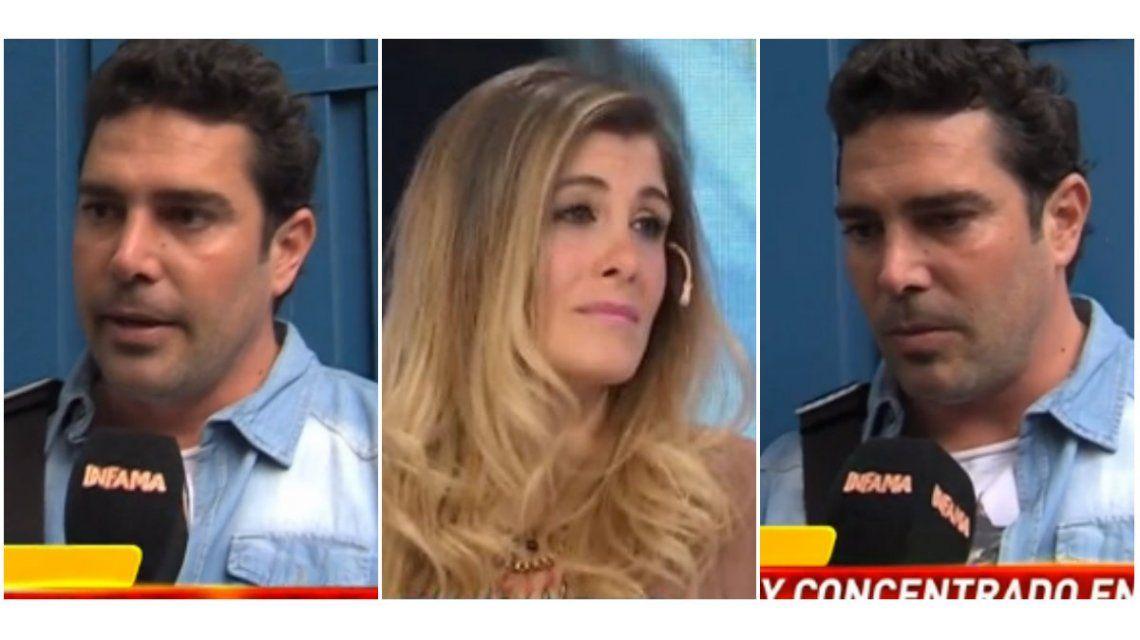Matías Alé reveló cómo transitó el embarazo de Flor Maggi: Fue un shock cuando me lo dijeron