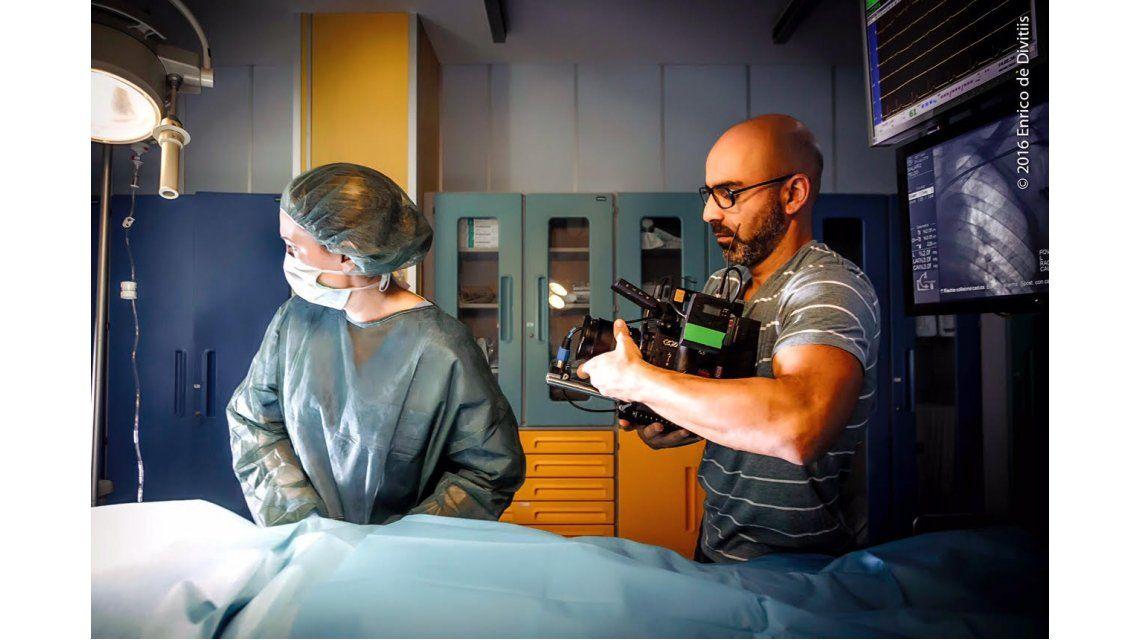 Natalia Denegri finalizó el rodaje de Uma, su primer protagónico en cine: La experiencia fue increíble