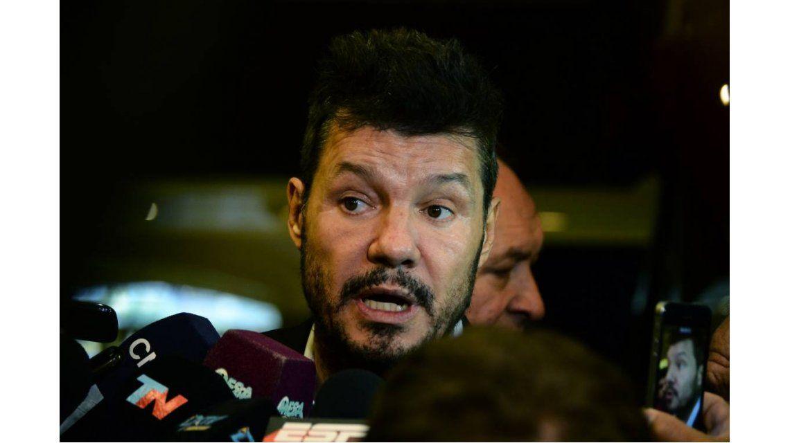 Tinelli reclamó mayor seguridad: Nos van a seguir matando mientras discutimos de política en Twitter