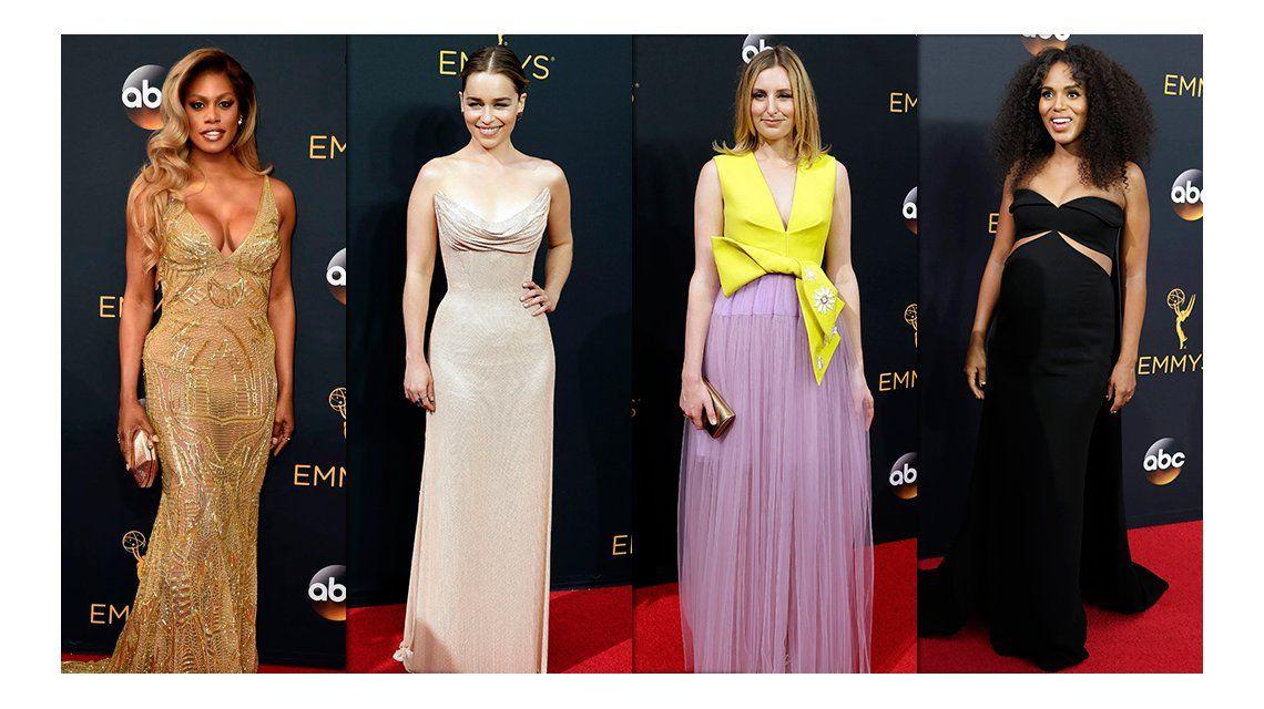 Flor de la Ve, el vestido de yeso y el salvavidas: el análisis de la alfombra roja de los Emmys