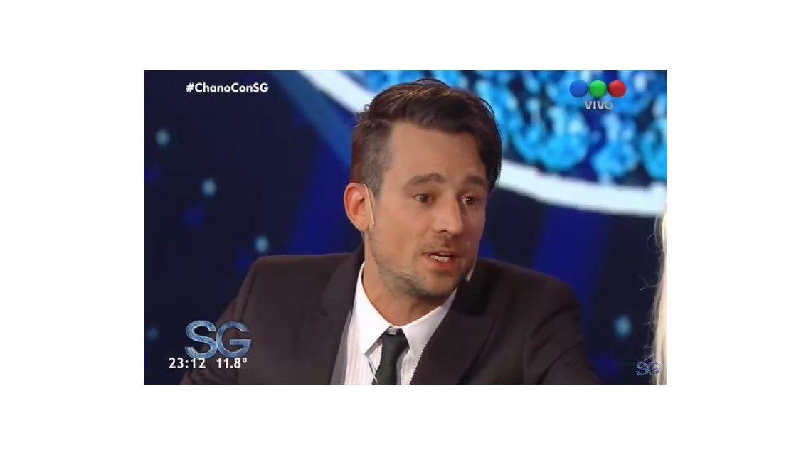 Las preguntas de Susana Giménez sobre las drogas que incomodaron a Chano Charpentier