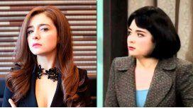 Érica Rivas no puede despegarse: La gente conoce a María Elena más que yo