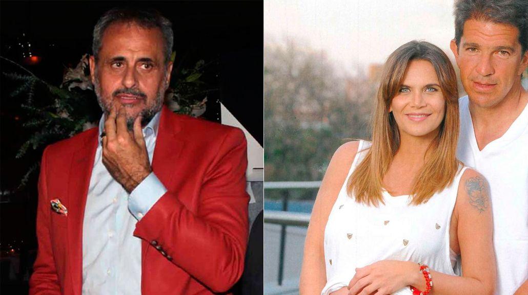 Jorge Rial, picante con Amalia Granata: Toda la m... que le cayó la transformó en un negocio