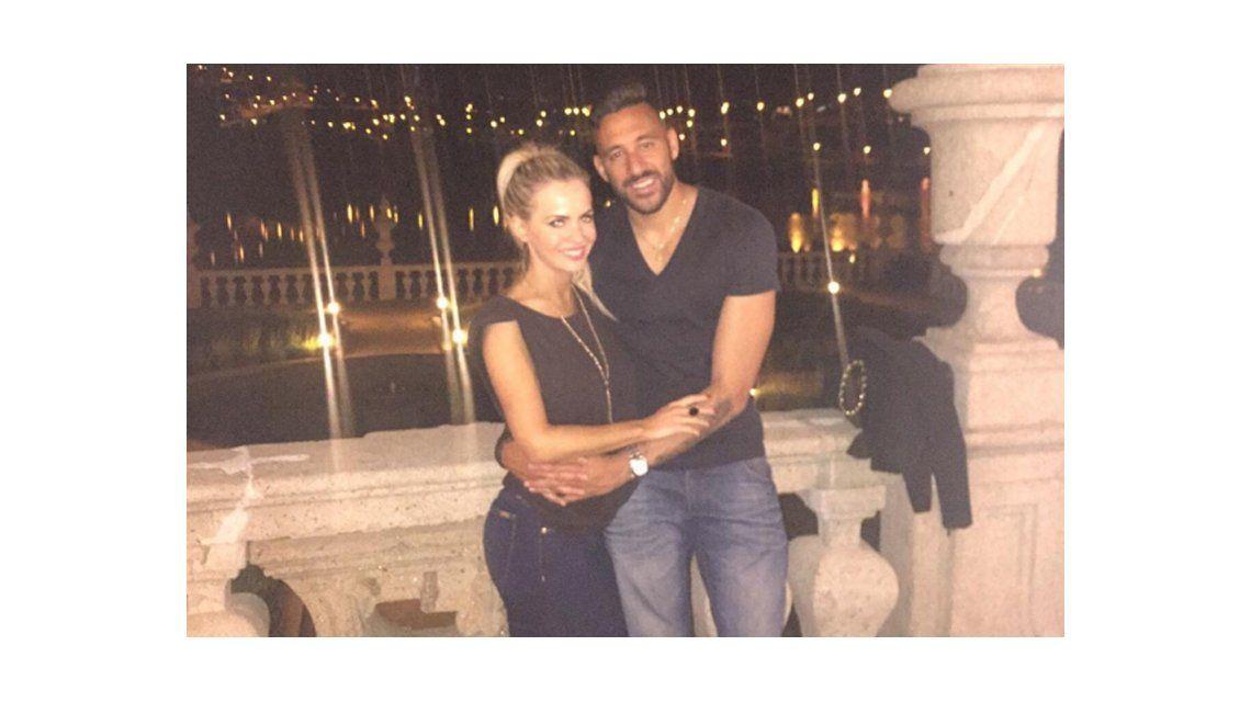 El tuit de Alejandra Maglietti tras los rumores de infidelidad de Jonás Gutiérrez