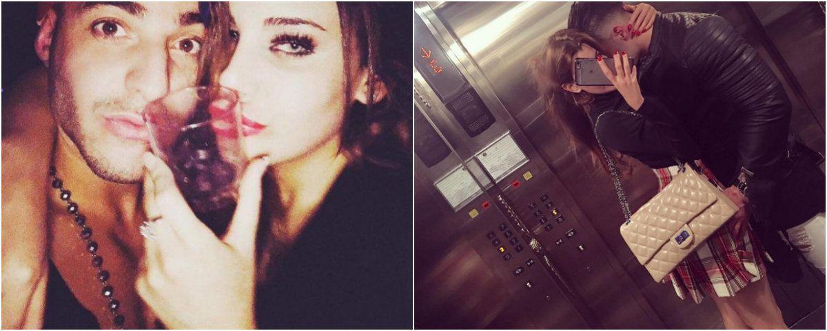 Charlotte Caniggia, muy romántica con su nuevo novio, publicó su primera foto juntos