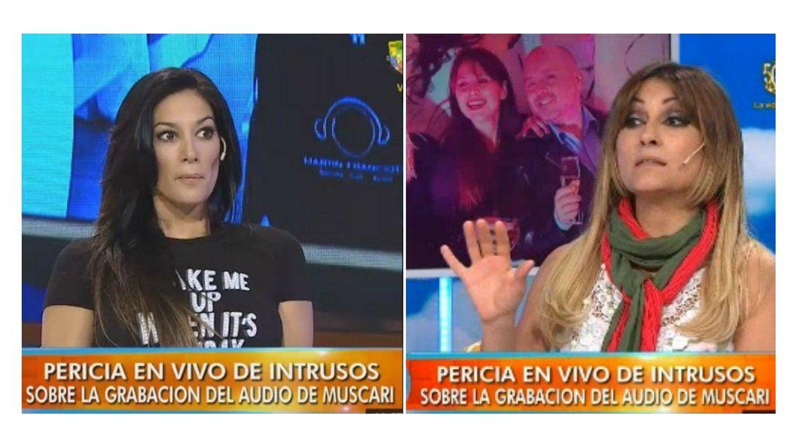 Marcela Tauro cruzó a Silvina Escudero: Te preguntamos por tu novio y salís con cualquier cosa