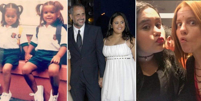 Rocío Rial cumplió años: los saludos de Jorge y Morena y el especial posteo de Agustina Kämpfer