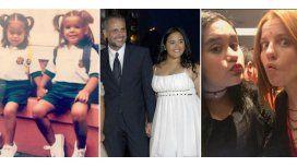 Rocío Rial cumplió años: los saludos de su familia y el especial posteo de Kämpfer