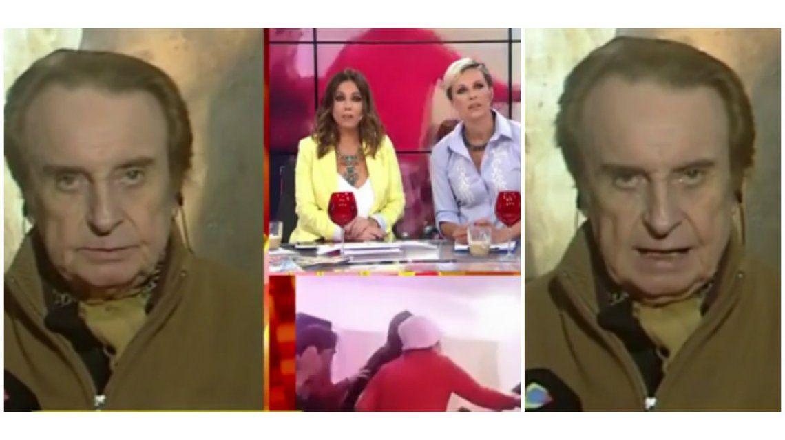 Fuerte enojo de Santiago Bal con Infama: dijo una tremenda frase y Denise Dumas lo frenó en seco
