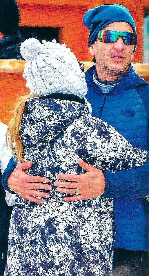 Florencia Bertotti y Federico Amador, en familia: Queremos casarnos y tener un hijo