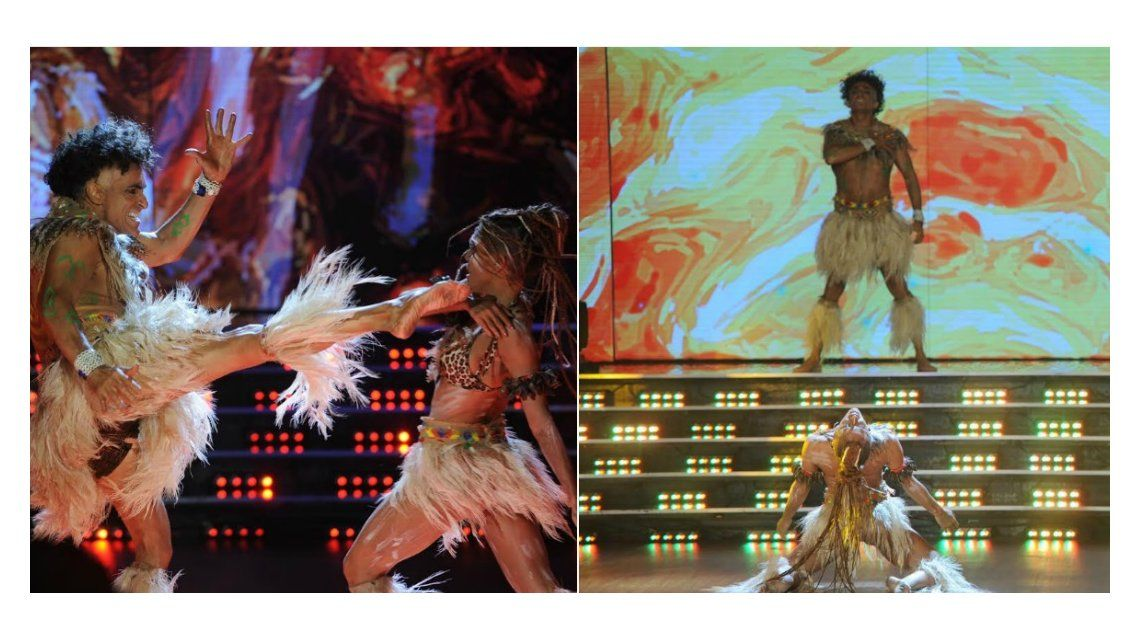 Impresionante coreo de Favio Posca: Siento que estoy en Broadway, dijo Tinelli