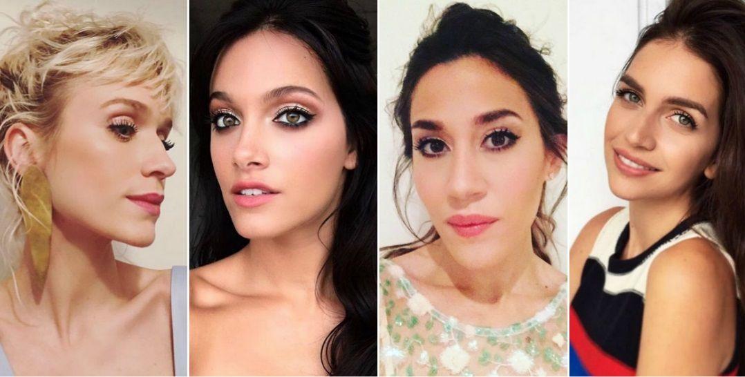 El look de las famosas en la gala de revista Gente